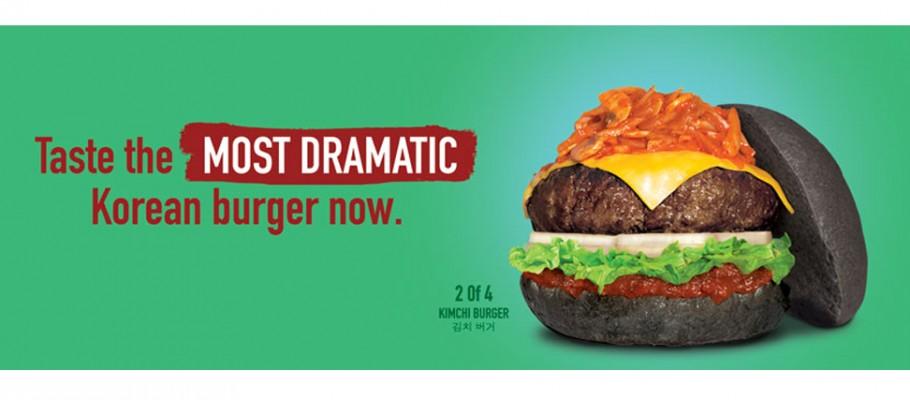 Bulgogi Burgers